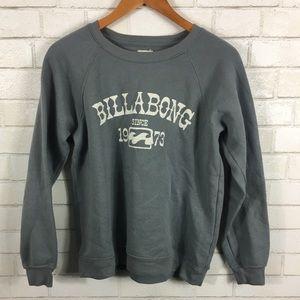 billabong crew neck sweater